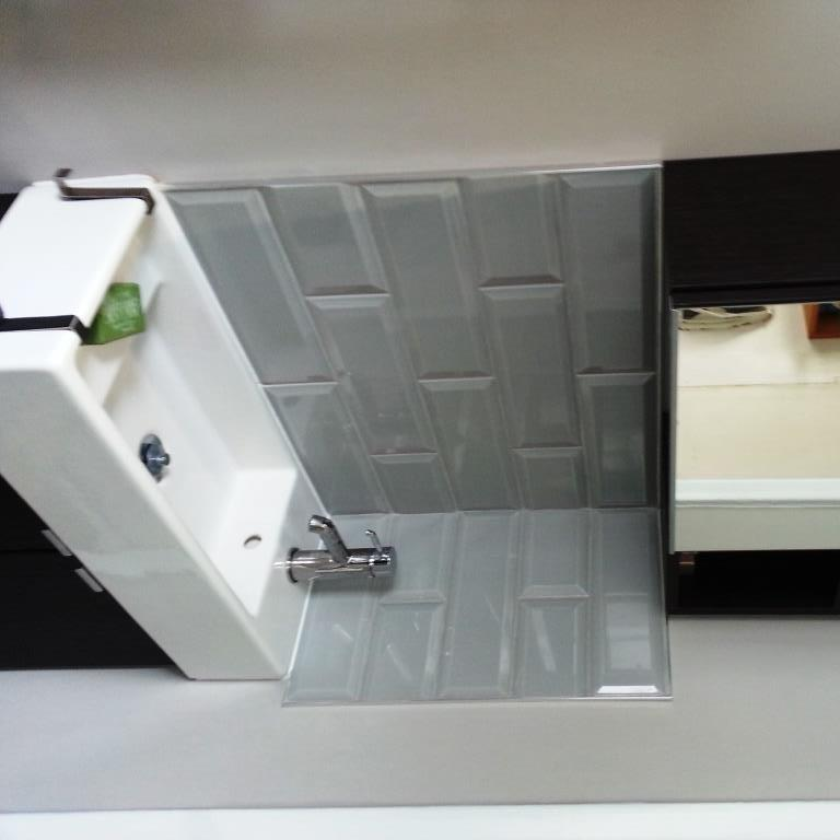 Ikea Basin And Unit Installation Gaining Valuable Storage Space Part 73
